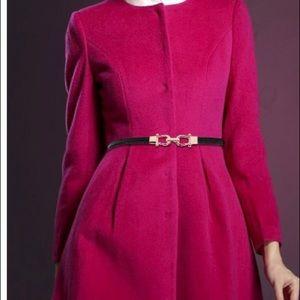 Accessories - Leather Skinny Women Adjustable Thin Waist Belt